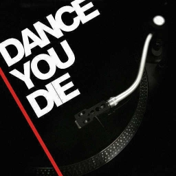 Cover of track DANCE YOU DIE by Agrippa