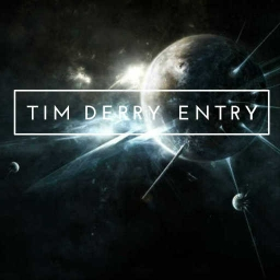 Cover of track EARTHBOUND (Tim Derry) by Tim Derry