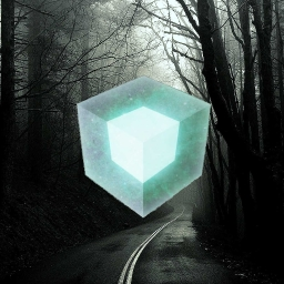 Cover of track Alone With The Forest by ║Cubeman║