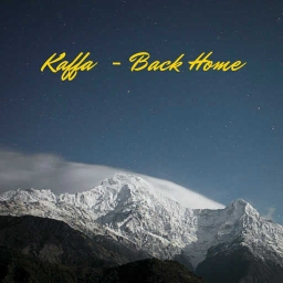 Cover of track Back Home by Kaffa