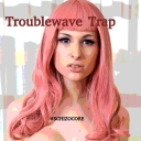 Cover of track troublewave trap by Trashcan Creep...GOD