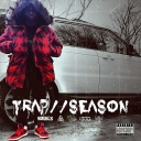 Cover of track trap season by deamitrice_carroll