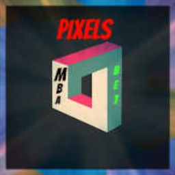 Cover of track Pixels by idk y this account exists