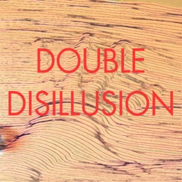 Cover of track Double  Disillusion by Invisible Red Beam
