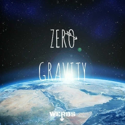 Cover of track Zero Gravity by Werbs (back)