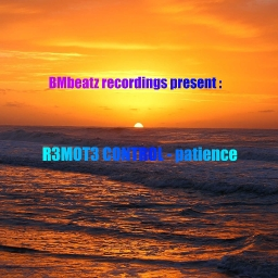 Cover of track patience by R3MOT3 CONTROL
