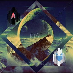 Cover of track Rise - APEX X TBC by D I C L A I R