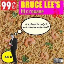 Cover of track Bruce Lee's Microwave Qi by ak_k