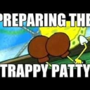 Cover of track Preparing The Trappy Patty Remix by ShatteredWorlock