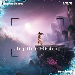 Cover of track Synthonix vs Famous5tars - Jupiter Rising by The Kraken