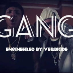 Cover of track Gang by Chef V