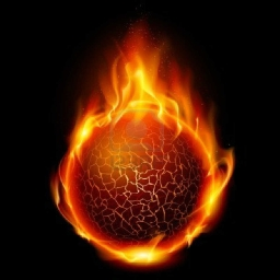 Cover of track Fire Ball by jackylovescandy