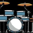 Cover of track The Drum Symphony by DragnFyre