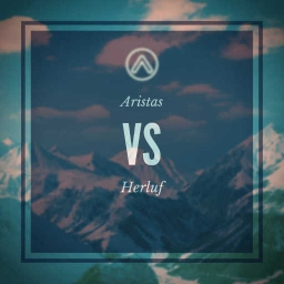 Cover of track Aristas vs. Herluf by Ari.