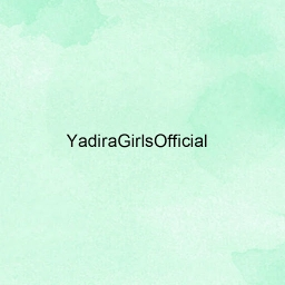 Avatar of user yadiraGirlsOfficial