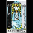 Cover of track The High Priestess by oedipax