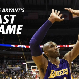 Cover of track Kobe's Last Game by JasonRogers