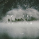 Cover of track You are my High by PONCEY
