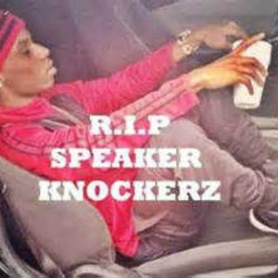 Cover of track KING RICO - LEGEND CAMO - R.I.P speaker knockerz by h12BK4