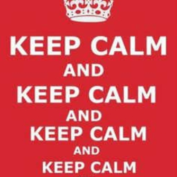 Cover of track Keep Calm and Keep Calm by NMT