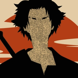Cover of track Samurai Champloo by louloubeats