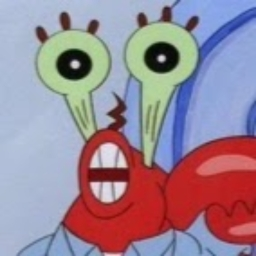 Avatar of user ohyeahmrkrabs