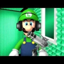 Cover of track Luigi Travels by erickswag1212