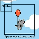 Cover of track Space cat adventures! by ᵀʸˡᵉʳ