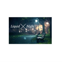 Cover of track Liquid Night PT. 2 Prod. By 6ix-1-6ix by 6ix-1-6ix