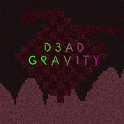 Cover of album D3AD GRAV1TY (Chiptune Album) by Distorted Vortex