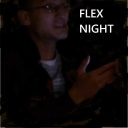Cover of track Flex Night by only4dabeats