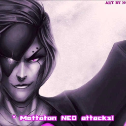 Cover of track Mettaton Neo by Napstaton