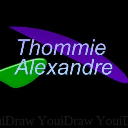 Cover of track Thommie Alexandre - Hurts by Thommie Alexandre