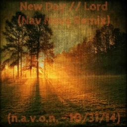 Cover of track New Day // Lordy (NAV NOVA REMIX) by bello