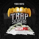 Cover of track trap season 1 by felipe_llanos