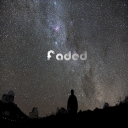 Cover of track Faded by ItzRezee