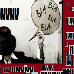 Cover of track DNVNV@allday by JDGiddy