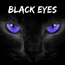 Cover of track BLACK EYES (REMIX By. It_Goes_Kaboom) by it_goes_kaboom