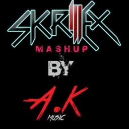 Cover of track Skrillex Mashup ( A.kmusic) Remix by AmanKhan