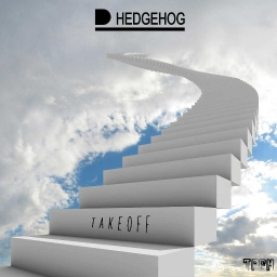 Cover of track Takeoff by D. Hedgehog