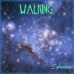 Cover of track Walking [REMIX COMP] by synchro