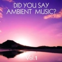 Cover of album ambient music by rajes