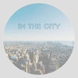 Cover of track In The City by Yung.Rico.Beatz