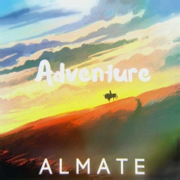 Cover of track Take It Day by Day by almate