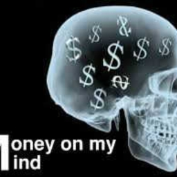 Cover of track Money on my Brain by Money_Magic