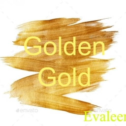 Cover of track Golden Gold by Evaleen