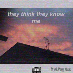 Cover of track Yung Goat - they think they know me by Lil Coban