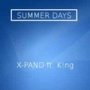 Cover of track Summer Days feat. X-PAND by Snocone