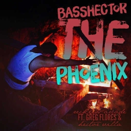 Cover of track Basshector The Phoenix by Anxada