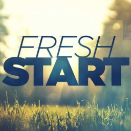 Cover of track Fresh Start by SLVRR